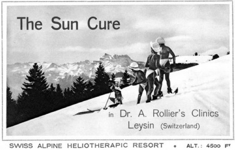 A Brief History of Switzerland and Good Health
