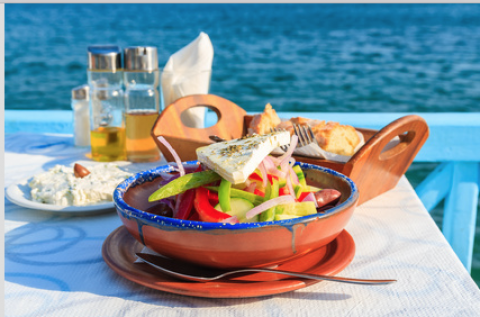 You don't have to move to Greece to enjoy its benefits